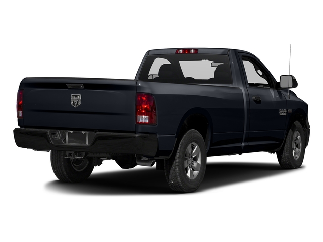 Midnight Blue Pearlcoat 2017 Ram Truck 1500 Pictures 1500 Lone Star 4x2 Regular Cab 6'4 Box photos rear view