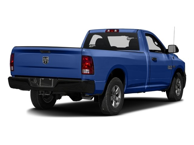 Blue Streak Pearlcoat 2017 Ram Truck 1500 Pictures 1500 Regular Cab Bighorn/Lone Star 4WD photos rear view