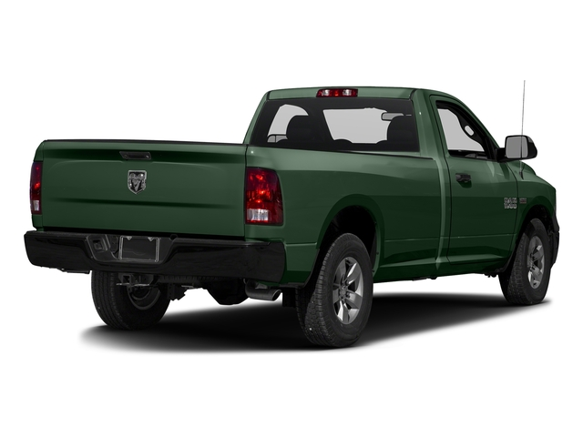 Timberline Green Pearlcoat 2017 Ram Truck 1500 Pictures 1500 Regular Cab Bighorn/Lone Star 4WD photos rear view