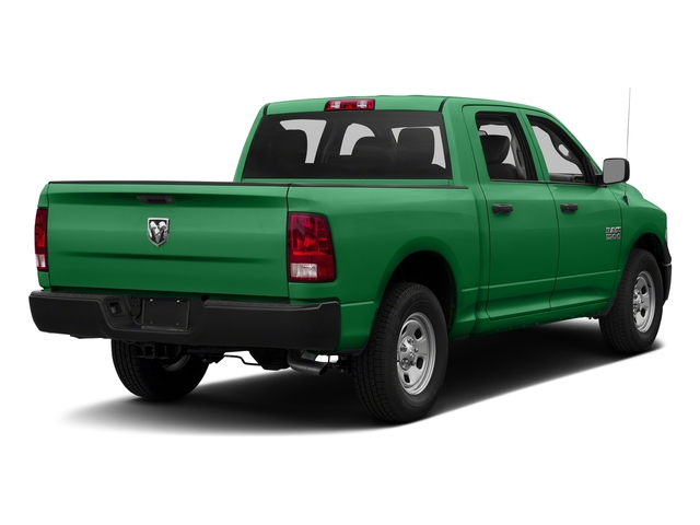 Bright Green 2017 Ram Truck 1500 Pictures 1500 Tradesman 4x4 Crew Cab 5'7 Box photos rear view