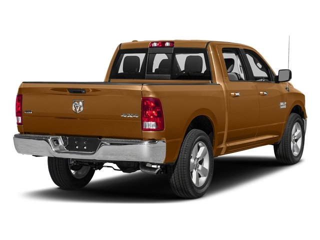 Power Tan 2017 Ram Truck 1500 Pictures 1500 Big Horn 4x2 Crew Cab 6'4 Box photos rear view