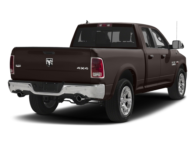 Luxury Brown Pearlcoat 2017 Ram Truck 1500 Pictures 1500 Laramie 4x2 Quad Cab 6'4 Box photos rear view