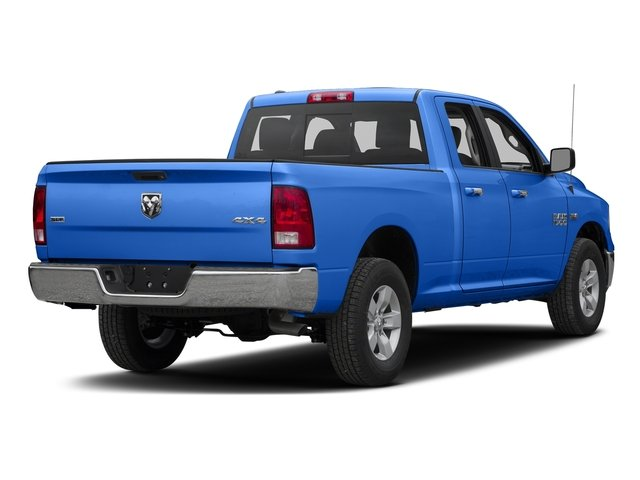 Holland Blue 2017 Ram Truck 1500 Pictures 1500 Quad Cab Bighorn/Lone Star 2WD photos rear view