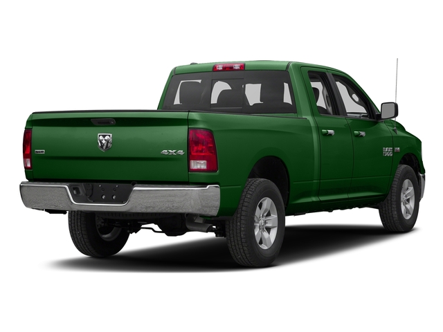 Tree Green 2017 Ram Truck 1500 Pictures 1500 Quad Cab SLT 2WD photos rear view