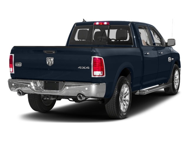 True Blue Pearlcoat 2017 Ram Truck 1500 Pictures 1500 Limited 4x2 Crew Cab 5'7 Box photos rear view
