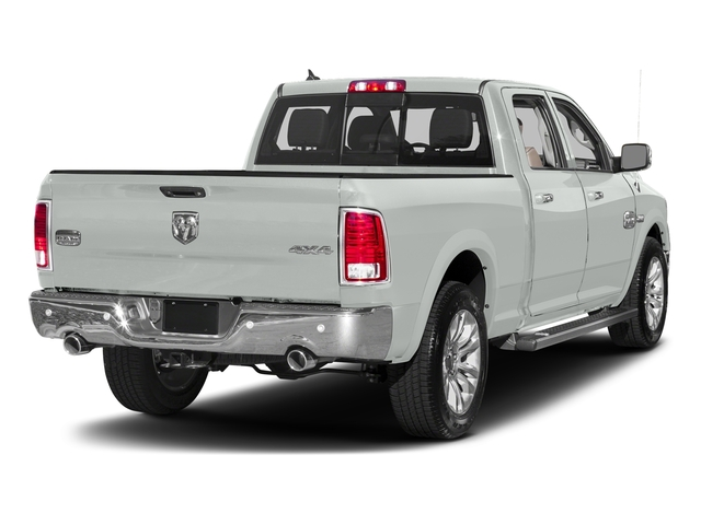 Bright White Clearcoat 2017 Ram Truck 1500 Pictures 1500 Limited 4x2 Crew Cab 5'7 Box photos rear view