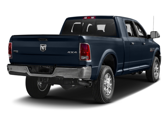 True Blue Pearlcoat 2017 Ram Truck 2500 Pictures 2500 Mega Cab Laramie 4WD photos rear view