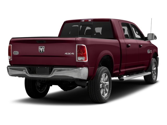 Delmonico Red Pearlcoat 2017 Ram Truck 2500 Pictures 2500 Mega Cab Limited 2WD photos rear view