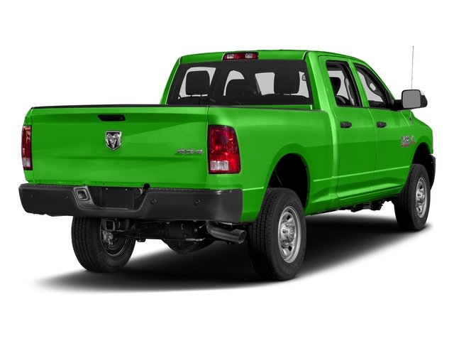 Hills Green 2017 Ram Truck 2500 Pictures 2500 Crew Power Wagon Tradesman 4WD photos rear view