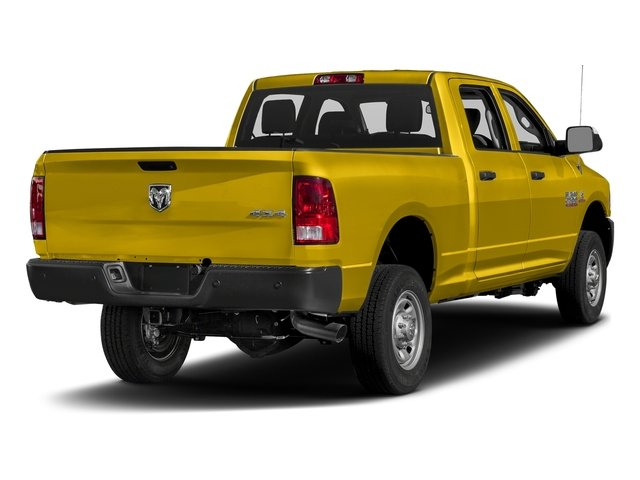Yellow 2017 Ram Truck 2500 Pictures 2500 Crew Cab Tradesman 2WD photos rear view