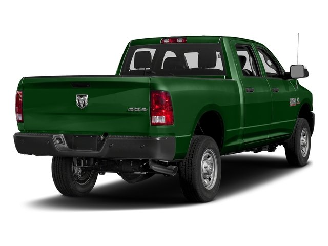 Tree Green 2017 Ram Truck 2500 Pictures 2500 Crew Cab Tradesman 2WD photos rear view