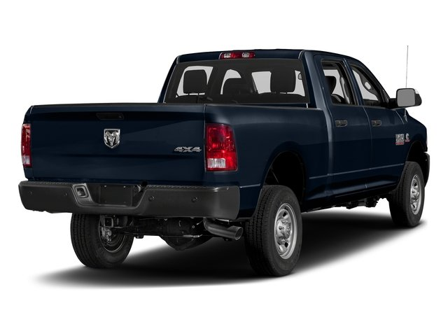 True Blue Pearlcoat 2017 Ram Truck 2500 Pictures 2500 Crew Power Wagon Tradesman 4WD photos rear view