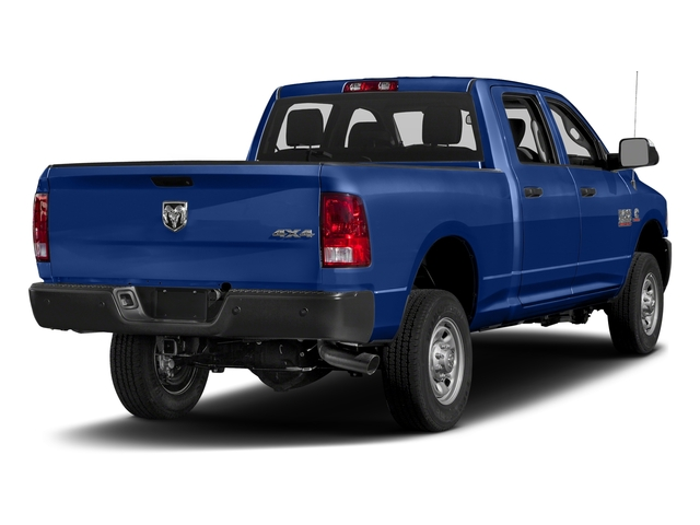 Blue Streak Pearlcoat 2017 Ram Truck 2500 Pictures 2500 Crew Power Wagon Tradesman 4WD photos rear view