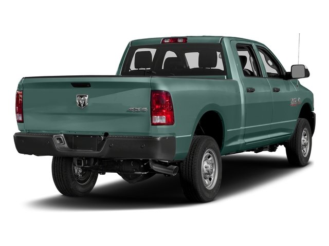 Light Green 2017 Ram Truck 2500 Pictures 2500 Crew Cab Tradesman 2WD photos rear view