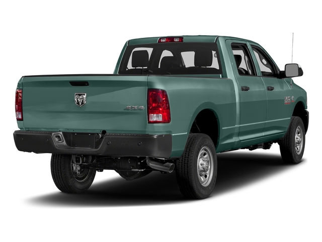 Light Green 2017 Ram Truck 2500 Pictures 2500 Crew Power Wagon Tradesman 4WD photos rear view