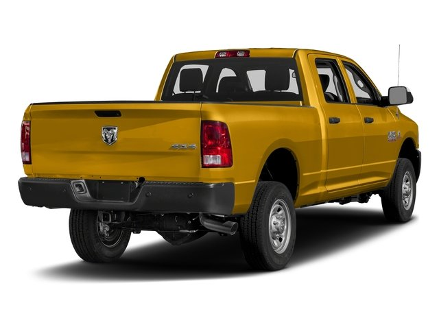 School Bus Yellow 2017 Ram Truck 2500 Pictures 2500 Crew Cab Tradesman 2WD photos rear view
