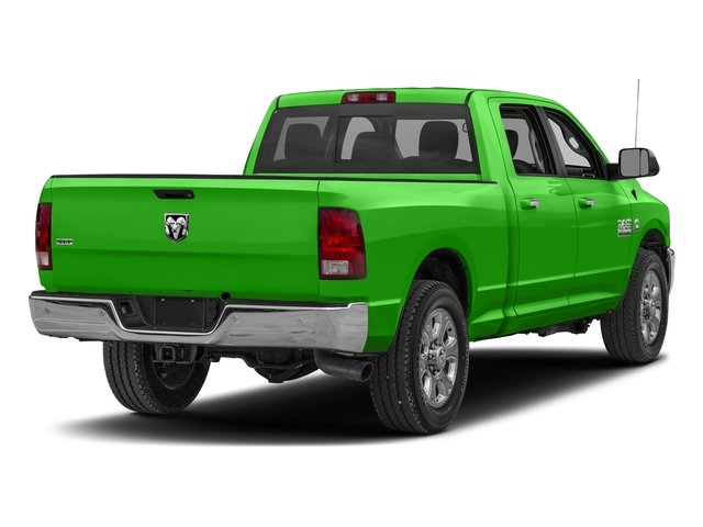 Hills Green 2017 Ram Truck 2500 Pictures 2500 Crew Cab SLT 2WD photos rear view