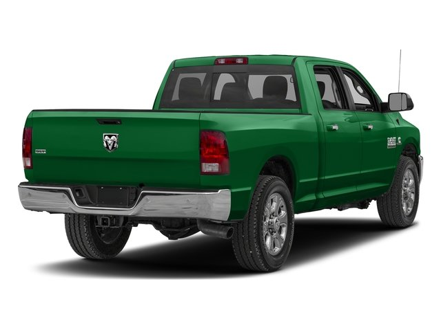 Bright Green 2017 Ram Truck 2500 Pictures 2500 SLT 4x2 Crew Cab 8' Box photos rear view