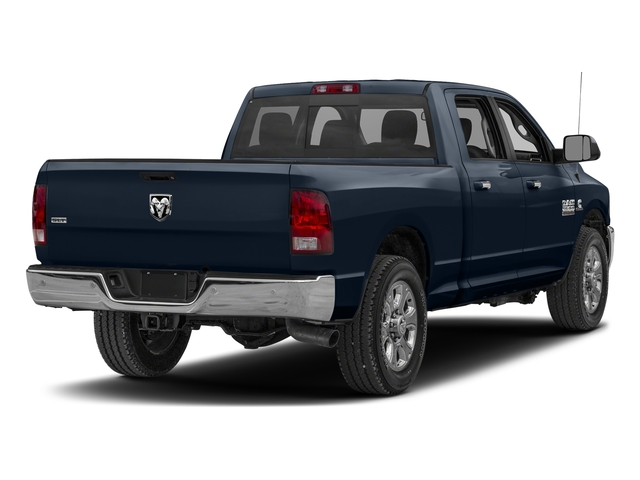 True Blue Pearlcoat 2017 Ram Truck 2500 Pictures 2500 SLT 4x2 Crew Cab 8' Box photos rear view