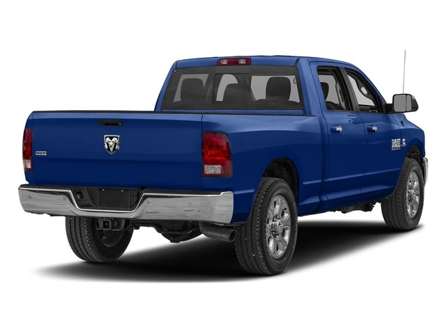 Blue Streak Pearlcoat 2017 Ram Truck 2500 Pictures 2500 Crew Cab SLT 2WD photos rear view