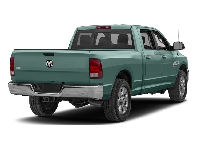 Light Green 2017 Ram Truck 2500 Pictures 2500 SLT 4x2 Crew Cab 8' Box photos rear view