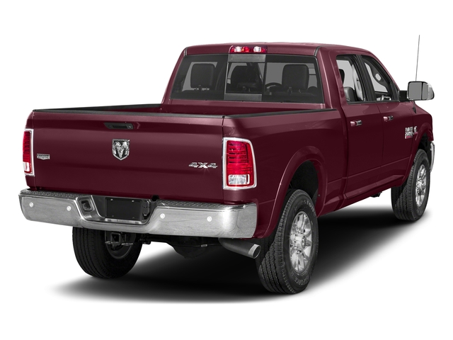 Delmonico Red Pearlcoat 2017 Ram Truck 2500 Pictures 2500 Crew Cab Laramie 2WD photos rear view