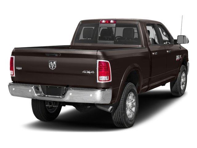 Luxury Brown Pearlcoat 2017 Ram Truck 2500 Pictures 2500 Laramie 4x2 Crew Cab 8' Box photos rear view