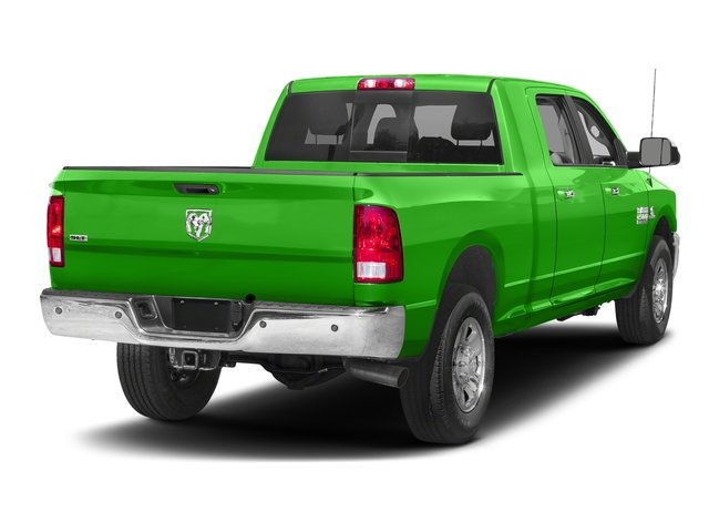 Hills Green 2017 Ram Truck 2500 Pictures 2500 SLT 4x2 Mega Cab 6'4 Box photos rear view