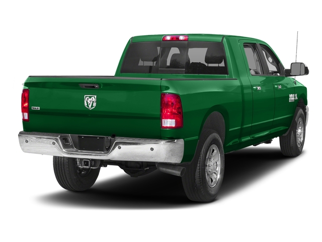 Bright Green 2017 Ram Truck 2500 Pictures 2500 SLT 4x2 Mega Cab 6'4 Box photos rear view
