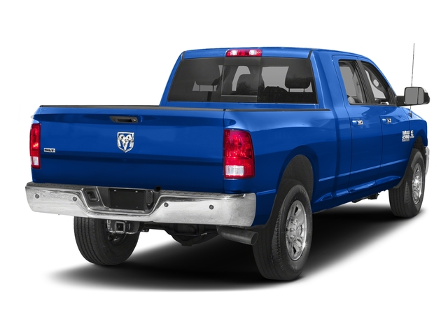 Holland Blue 2017 Ram Truck 2500 Pictures 2500 SLT 4x2 Mega Cab 6'4 Box photos rear view