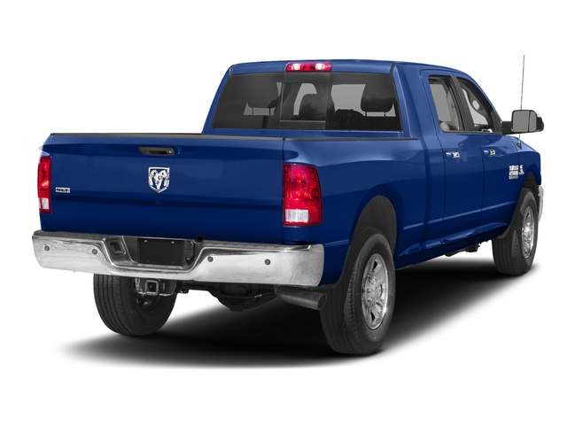Blue Streak Pearlcoat 2017 Ram Truck 2500 Pictures 2500 SLT 4x2 Mega Cab 6'4 Box photos rear view