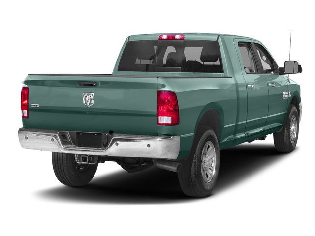 Light Green 2017 Ram Truck 2500 Pictures 2500 SLT 4x2 Mega Cab 6'4 Box photos rear view
