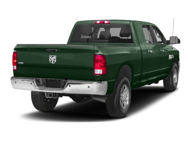Timberline Green Pearlcoat 2017 Ram Truck 2500 Pictures 2500 SLT 4x2 Mega Cab 6'4 Box photos rear view