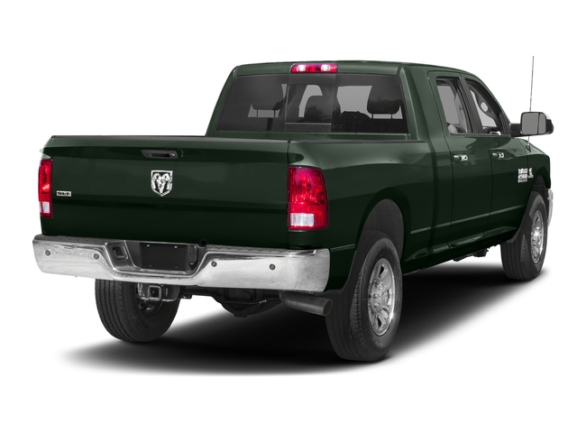 Black Forest Green Pearlcoat 2017 Ram Truck 2500 Pictures 2500 Mega Cab SLT 4WD photos rear view