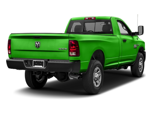 Hills Green 2017 Ram Truck 3500 Pictures 3500 SLT 4x4 Reg Cab 8' Box photos rear view