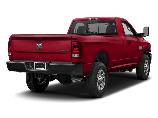 Agriculture Red 2017 Ram Truck 3500 Pictures 3500 Regular Cab SLT 2WD photos rear view