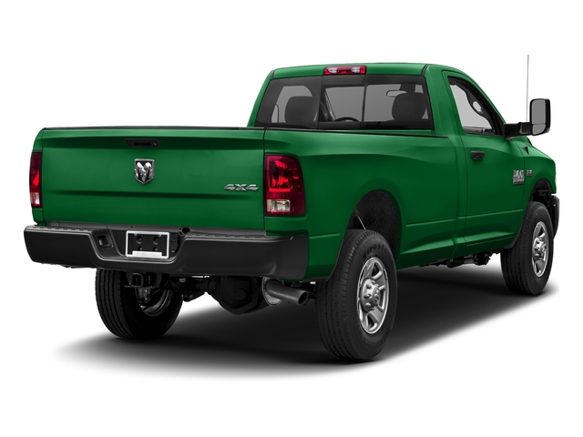 Bright Green 2017 Ram Truck 3500 Pictures 3500 Regular Cab SLT 2WD photos rear view