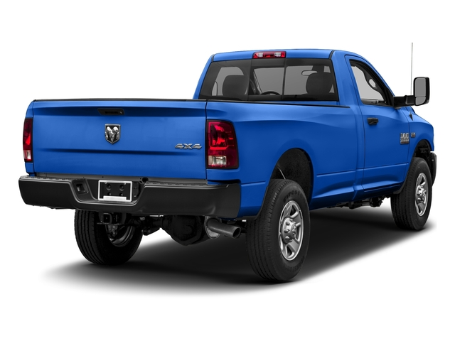 Holland Blue 2017 Ram Truck 3500 Pictures 3500 Regular Cab SLT 4WD photos rear view