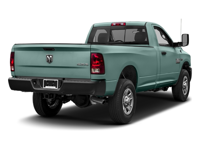 Light Green 2017 Ram Truck 3500 Pictures 3500 SLT 4x4 Reg Cab 8' Box photos rear view