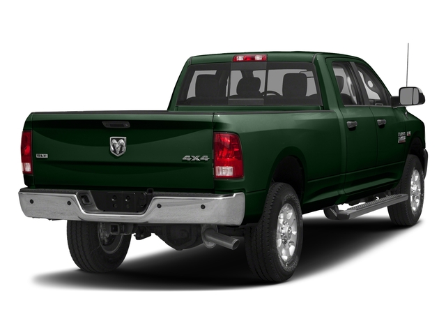 Timberline Green Pearlcoat 2017 Ram Truck 3500 Pictures 3500 Crew Cab SLT 2WD photos rear view