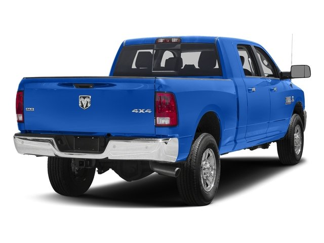 Holland Blue 2017 Ram Truck 3500 Pictures 3500 Mega Cab SLT 4WD photos rear view