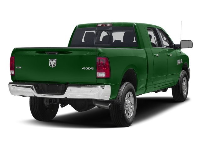 Tree Green 2017 Ram Truck 3500 Pictures 3500 SLT 4x2 Mega Cab 6'4 Box photos rear view