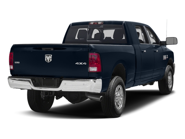 True Blue Pearlcoat 2017 Ram Truck 3500 Pictures 3500 Mega Cab SLT 4WD photos rear view