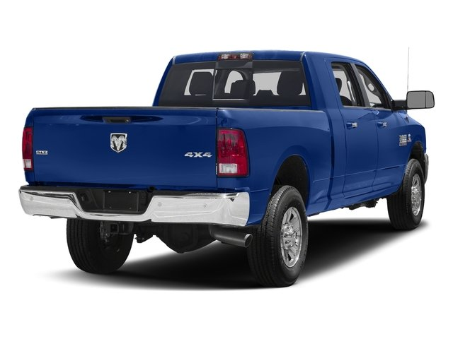 Blue Streak Pearlcoat 2017 Ram Truck 3500 Pictures 3500 Mega Cab SLT 4WD photos rear view