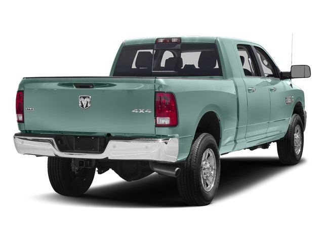 Light Green 2017 Ram Truck 3500 Pictures 3500 Mega Cab SLT 4WD photos rear view