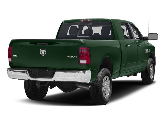 Timberline Green Pearlcoat 2017 Ram Truck 3500 Pictures 3500 SLT 4x2 Mega Cab 6'4 Box photos rear view