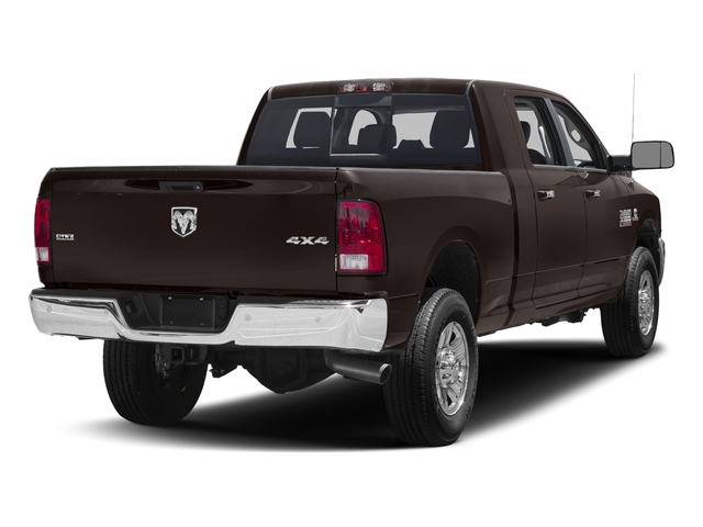 Luxury Brown Pearlcoat 2017 Ram Truck 3500 Pictures 3500 SLT 4x2 Mega Cab 6'4 Box photos rear view