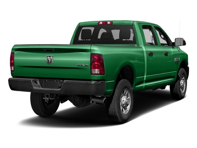 Bright Green 2017 Ram Truck 3500 Pictures 3500 Crew Cab Tradesman 4WD photos rear view