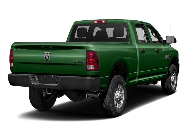 Tree Green 2017 Ram Truck 3500 Pictures 3500 Crew Cab Tradesman 4WD photos rear view
