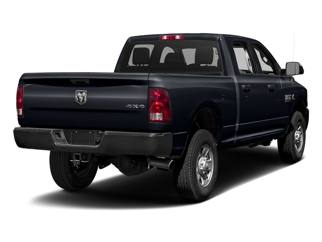 Midnight Blue Pearlcoat 2017 Ram Truck 3500 Pictures 3500 Crew Cab Tradesman 4WD photos rear view